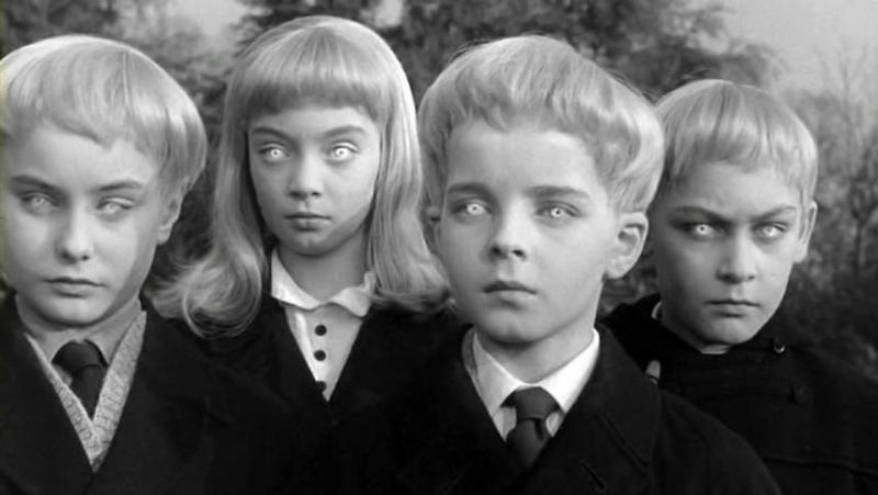 The Village Of The Damned 1960 / Деревня проклятых HD 720p