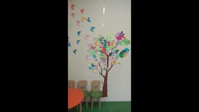 Гелиопарк Солнечногорск. Детская комната. Март 2018.
