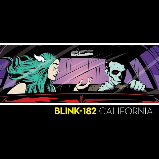 blink-182 альбом California (Deluxe Edition)