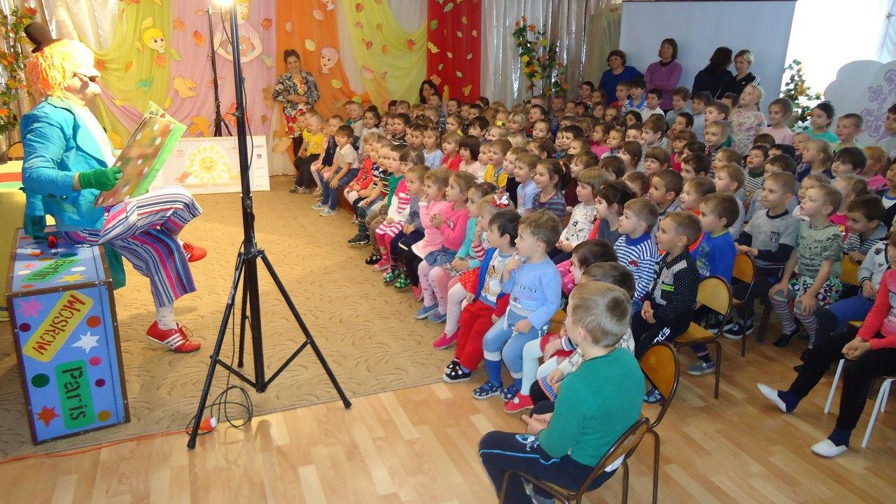 Школьники и дошколята из Зеленчукского района побывали на спектаклях Ставропольского краевого театра кукол