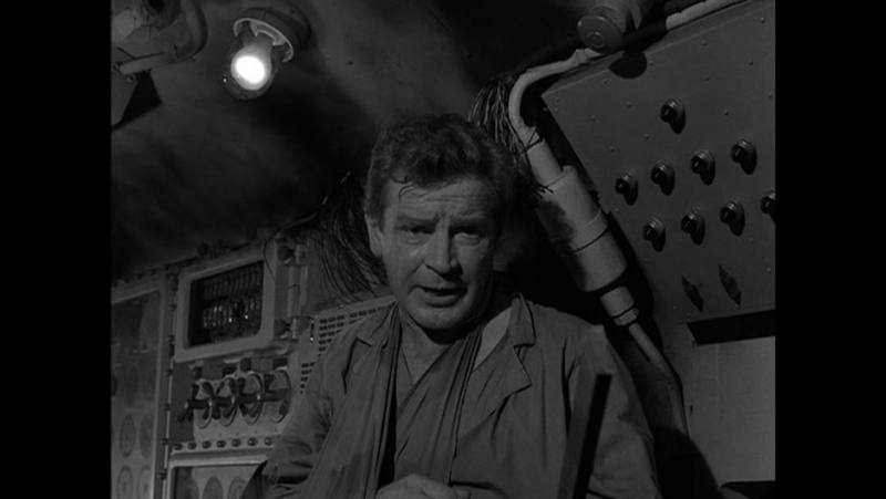 Сумеречная зона.5 сезон.9 серия(Фантастика.Триллер.1963-1964)