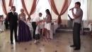 Блестящий танец любимого зятя и замечательных свидетелей!