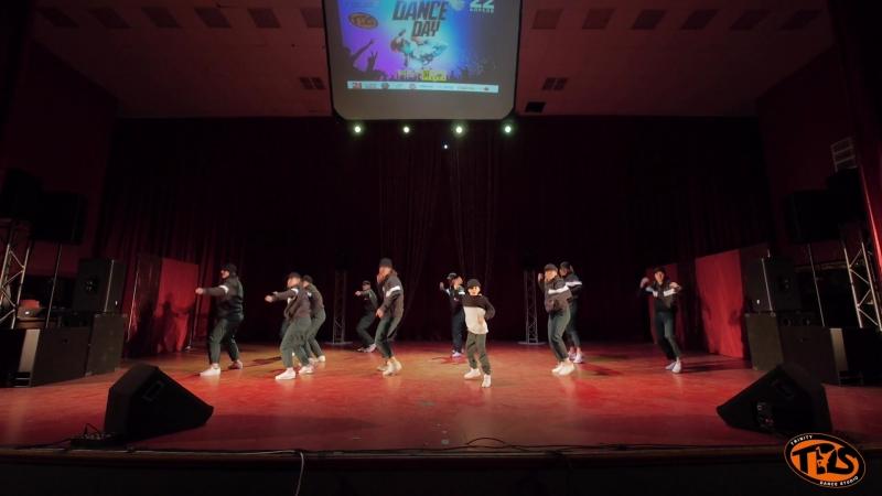 Dance Day 2018  Best Dance Show CREATIVE TEAM  Energy Step