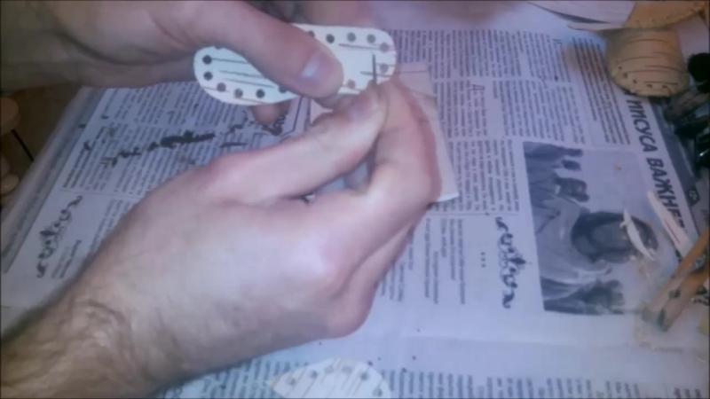 Как сделать сувенирные тапочки из бересты