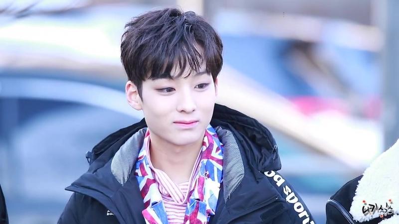 [06.01.18] TRCNG Music Core Fanmeeting @ Jisung focus