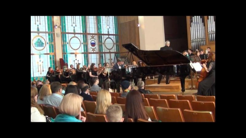 Фортепианный концерт С.В.Рахманинова №2