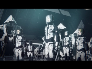 Godzilla: Kaijuu Wakusei 1 фильм русская озвучка Shoker / Годзилла: Планета чудовищ Movie 01