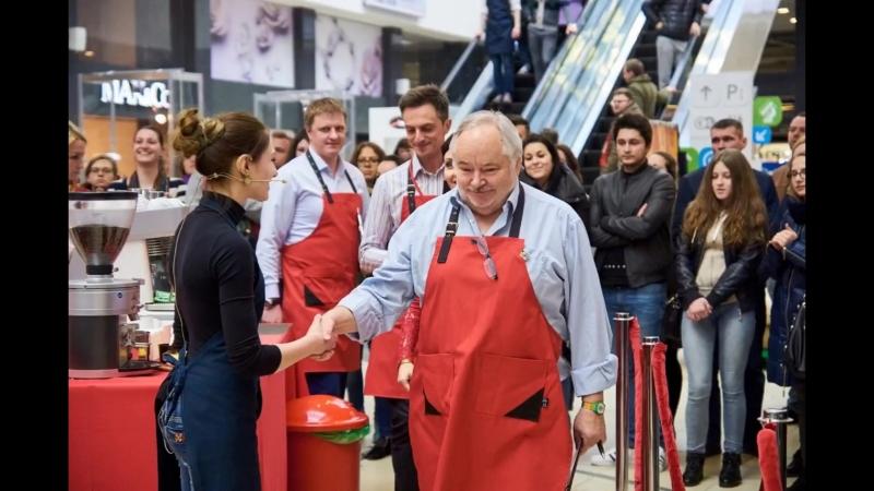 Alf Kramer - хэдлайнер coffeefestby2018, один из создателей SCAE