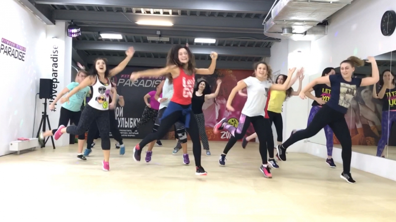 Zumba Booma Надежда Смагулова