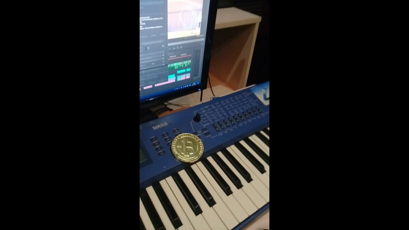 Пишем песни за биткоин Ворон-студио
