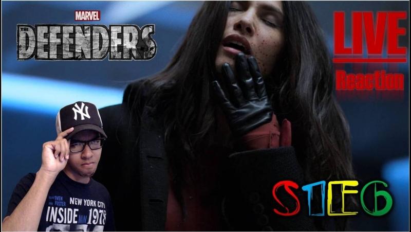 [Vezaks: реакция] Раздор! Защитники/Marvel's the Defenders - 1 сезон 6 серия