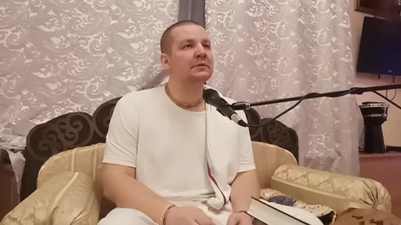 [LIVE] ШБ 3.12.39 - Нанда-Гопал прабху