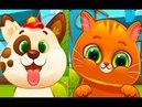 ПЕСИК ДУДУ 5 милый щенок как котик БУБУ мультик игра видео для детей AlexanderSan