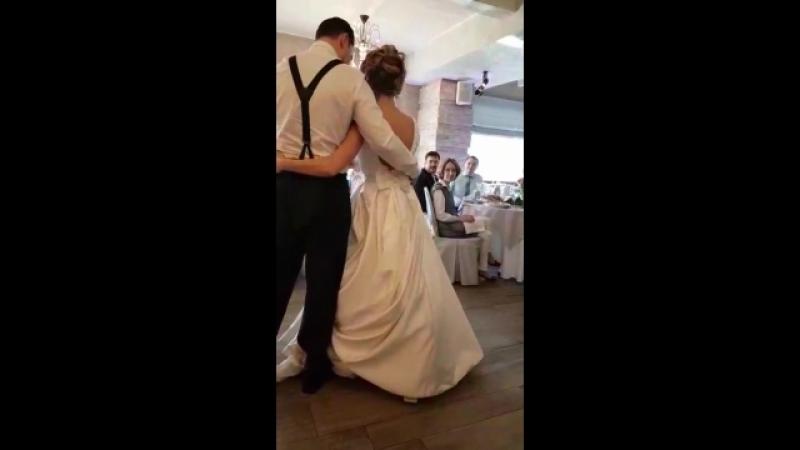 Свадебный танец. Постановка хореографов нашей Студии.