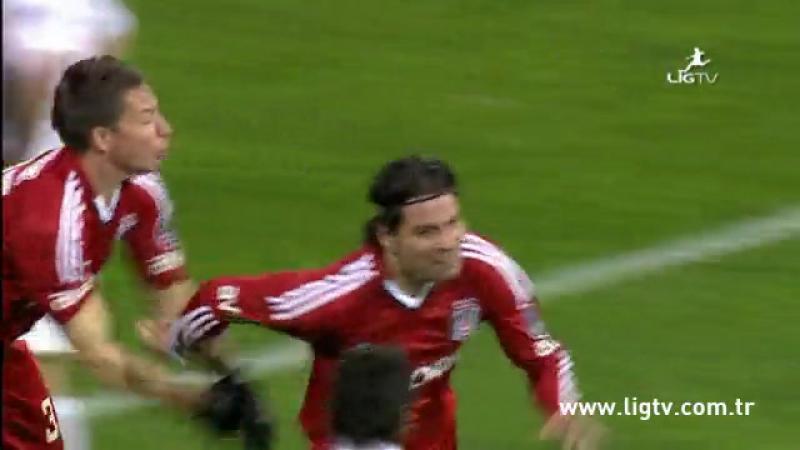 2012 - 2013 Sezonu - Beşiktaş-Gaziantepspor dakika 21 gol Ersan Adem Gülüm