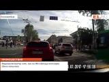 Видеорегистратор снял как на Юго Западе иномарка сбила мальчика