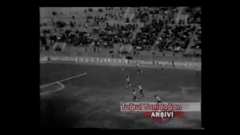 Lig Özetleri - 1983 - 1984 Sezonu - 31 Hafta -Beşiktaş 1-0 Ankaragücü