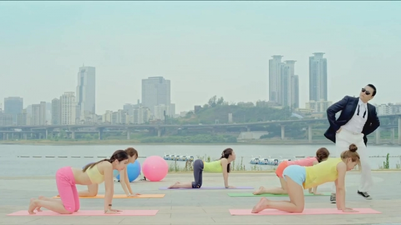 PSY - Gangnam Style (русская озвучка NaimanFilm)