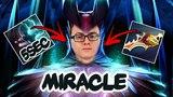 Enjoy the Gameplay of World's Best Terrorblade Player, Miracle- Dota 2