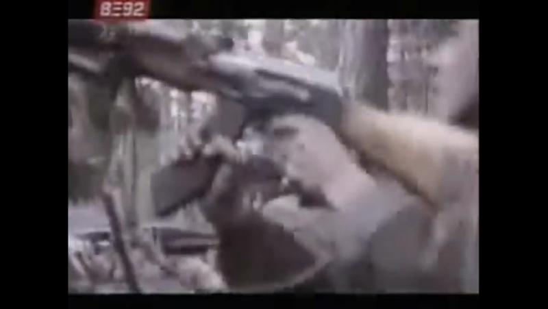 La bataille de Vukovar