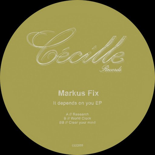 Markus Fix альбом It Depends On You EP