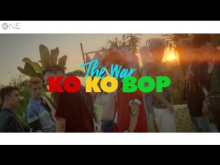 [РУС.САБ] EXO — Ko Ko Bop (Korean ver.)