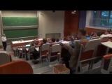 Печатная машинка на лекции