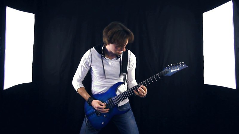 🎸 MacGyver Theme 🔧 Guitar Cover by Alex Luss