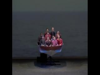 On the boat (&burn by Billie Eilish )