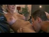 Сын трахает родную тётю, granny old mature mom woman fuck sex porn young boy visit aunt incest (Инцест со зрелыми мамочками 18+)