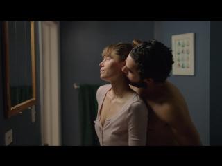 Джессика бил (jessica biel) голая в сериале «грешница» (2017)