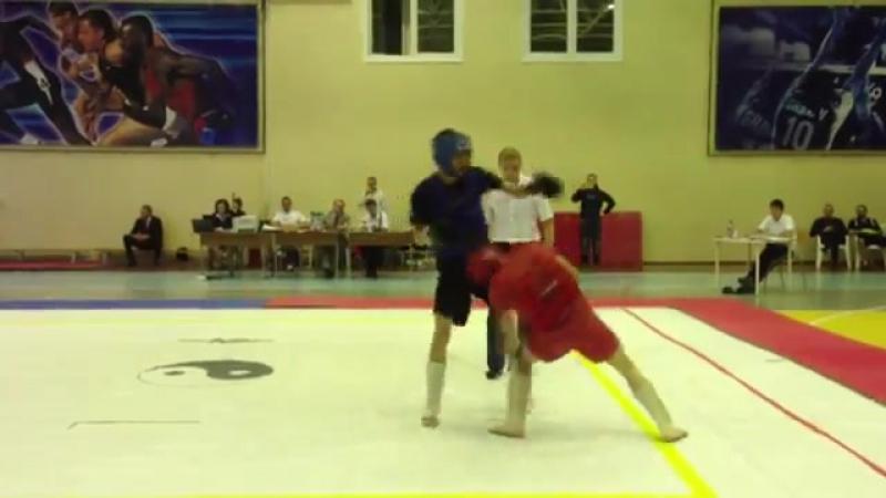 _knockout_ Ушу-Саньда
