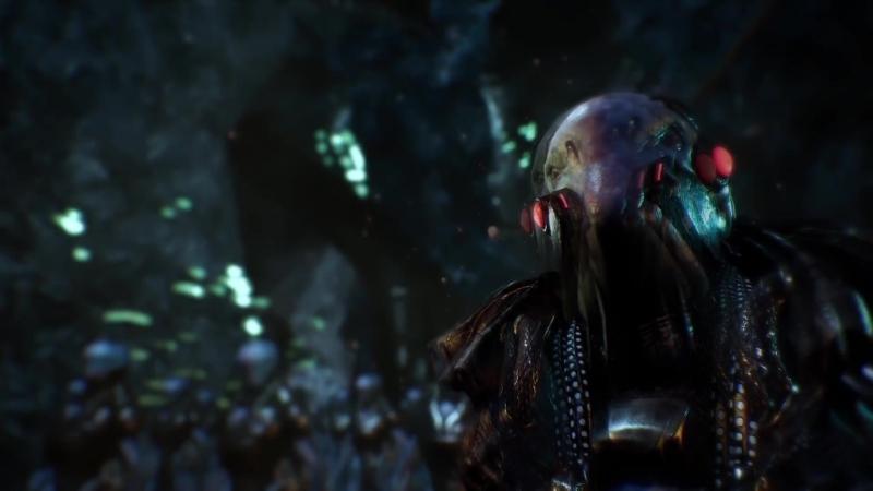 Трейлер игры Dolmen.