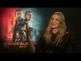 Sylvia Hoeks on Harrison Ford cracking jokes on the Blade Runner 2049 set
