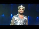 Queen + Adam Lambert - WWRY + WATC @ Kaunas, 17.11.2017