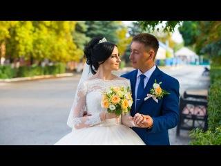 Владимир и Нелли  Видеосъёмка свадьбы Матвеев Курган