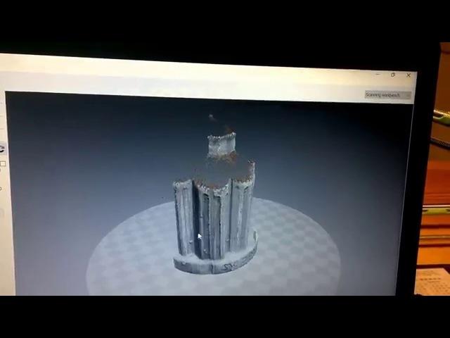 Самый популярный на Али 3D сканер Ciclop