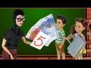 ПЯТЁРКА ЗА НОВЫЙ ПОРТФЕЛЬ Мультик Барби Школа Про школу Играем в Куклы