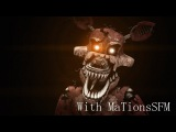 [FNaF/SFM] You Can't Escape Me Collab with MaTions [SFM]