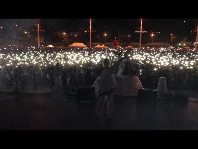Голые - Елена Темникова (Воронеж 24.06.17)