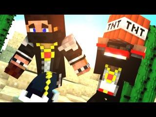 ЛАГГЕР СЪЕЗЖАЕТ С МОЕЙ ХАТЫ #2 [ХАРДКОР] - Minecraft