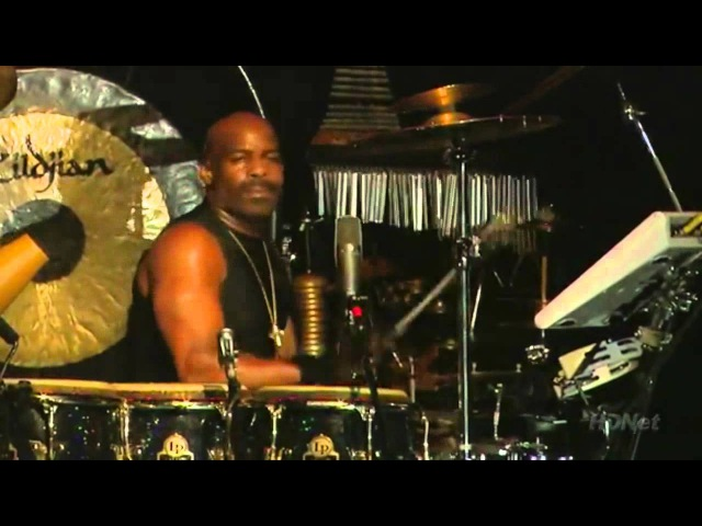 Amazing Percussionist Ever RON POWELL