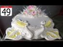 BANH KEM HOA TIET DEP 49 SIMPLE NICE CAKE 49