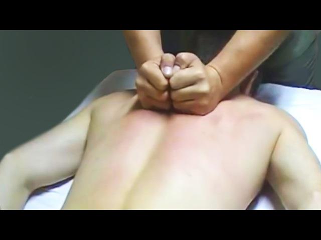 Основные и вспомогательные приёмы классического массажа. Classical massage techniques