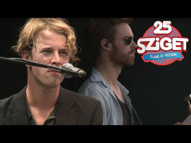 Tom Odell - Another Love LIVE @ Sziget 2017