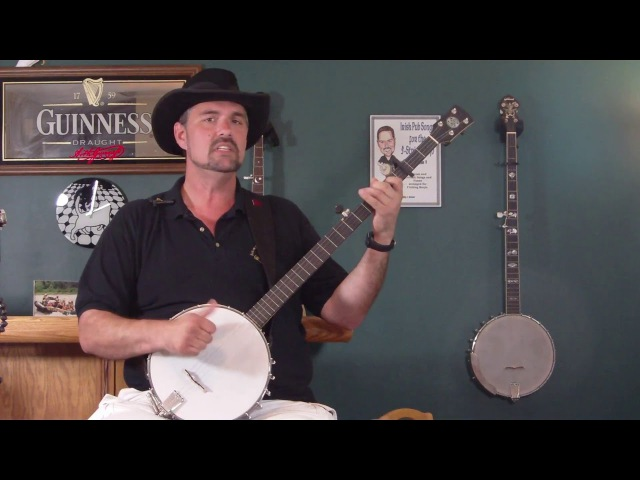 Frailing Banjo Lesson: You Are My Sunshine