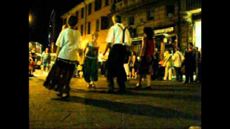 Saltarello di Monghidoro,music by TRIOGRANDE, spicco dances of Emilia-Italy 13/15