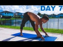 10 DAYS YOGA CHALLENGE - DAY 7 - [Surrendering - Intro to Forward Folding]