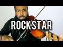 Rockstar - (Post Malone) Violin Cover   DSharp