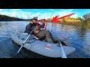 ОГО! Какой... Рыбалка осенью на красивом пруду | Рыбалка осень 2017